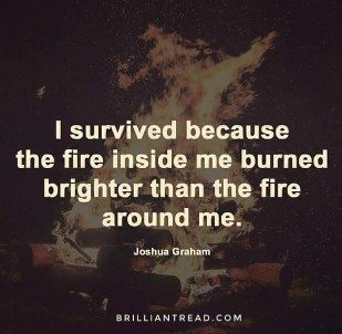 fire within me quote