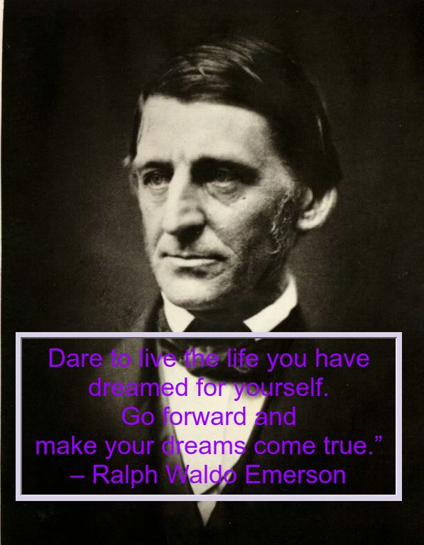 Emerson Quotes on life success