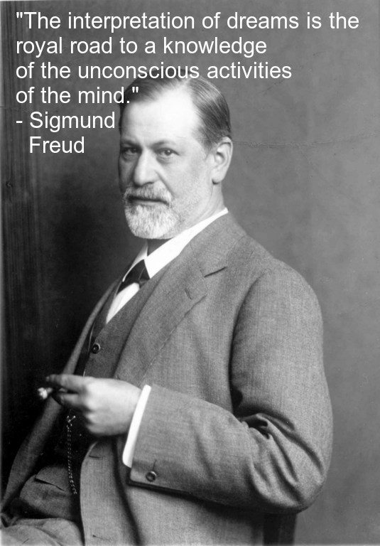 sigmund freud quotes on human mind