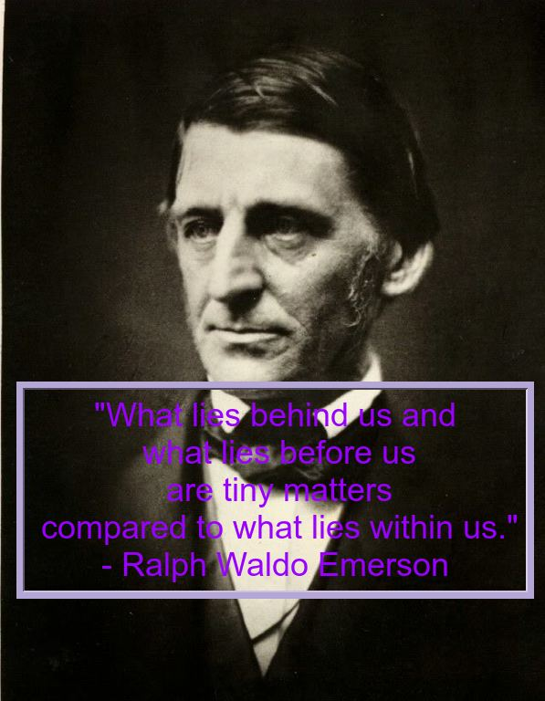 Ralph Waldo Emerson Success Quotes