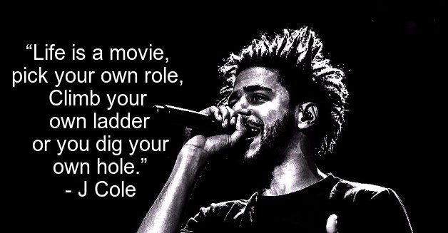 J Cole Love Quotes