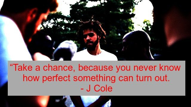 Top 45 Inspirational J Cole Quotes And Sayings on Life ...