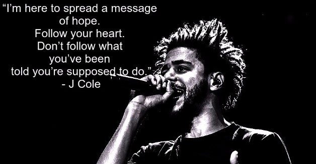 J Cole Lyrics quotes Song Quotes