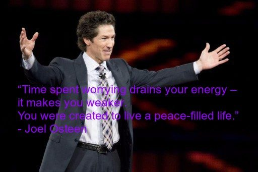 Inspirational Joel osteen Quotes