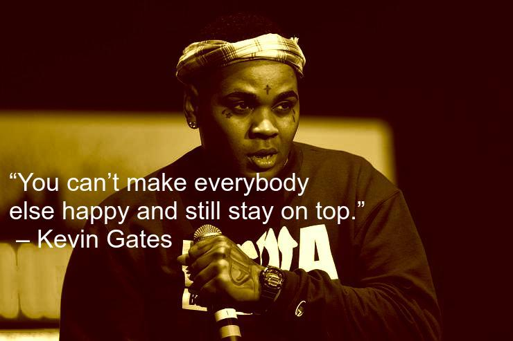 Kevin Gates Quotes 43 Best Kevin Gates Quotes On Life Songs And Success  Brilliant Read