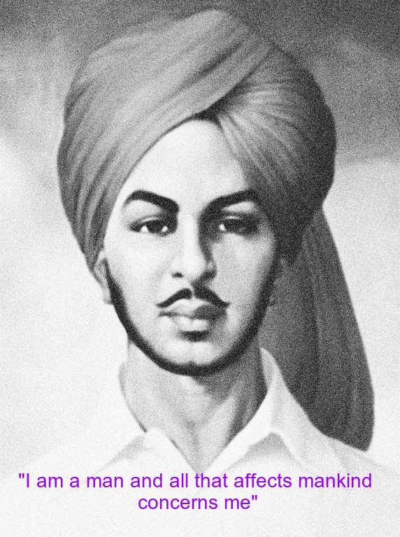 Bhagat Singh Quotes from Jail