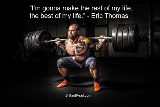 Quotes by Eric Thomas Speech Motivational lines from his speech