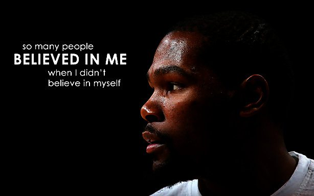 Kevin Durant Best Quotes
