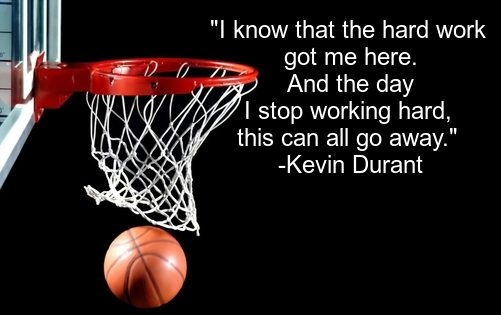 Best Kevin Durant quotes motivational