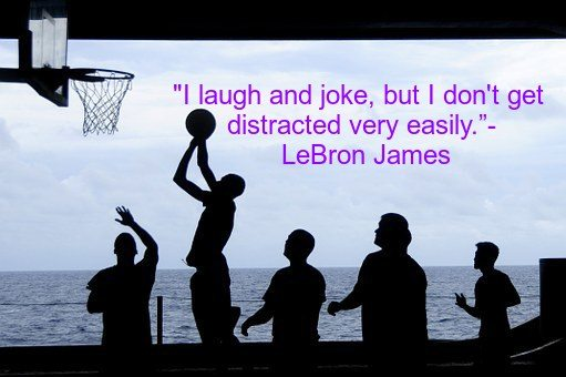 Famous Quotes by Lebron James