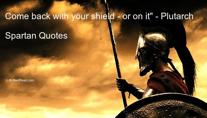 Quotes 300 Custom Best Motivational Spartan Quotes & Sayings About Sparta