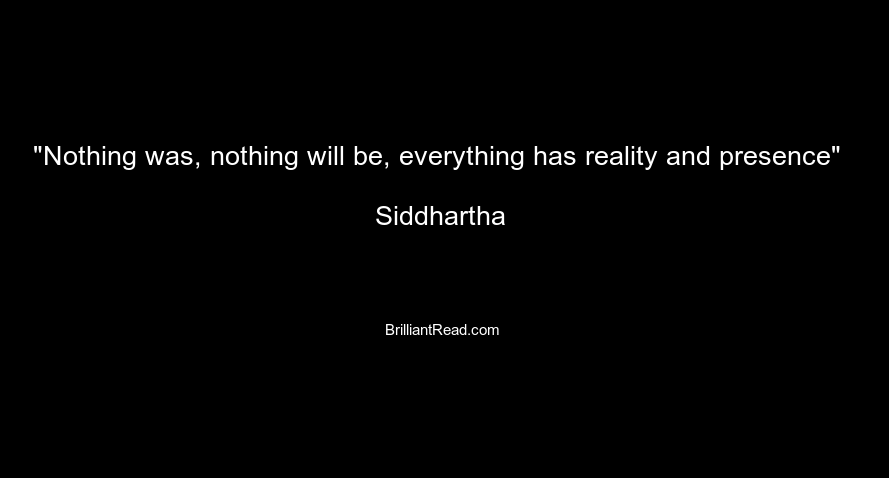 hermann hesse siddhartha quotes
