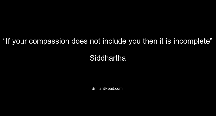 Best Siddhartha Quotes