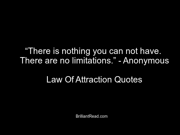 law of attraction quotes passion success life