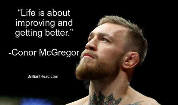 BEST Quotes from UFC Conor Mcgregor