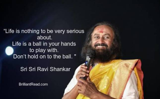 Top 20 Sri Sri Ravi Shankar Quotes On Love Life Death And