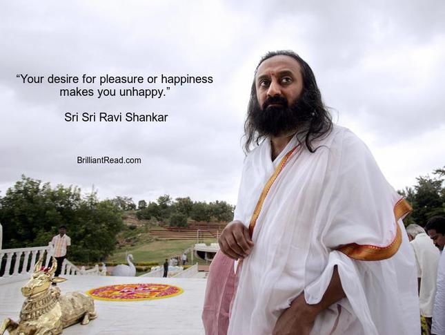 best sri sri ravi Shankar quotes thoughts sayings suvihar life love relationships success failure meditation death