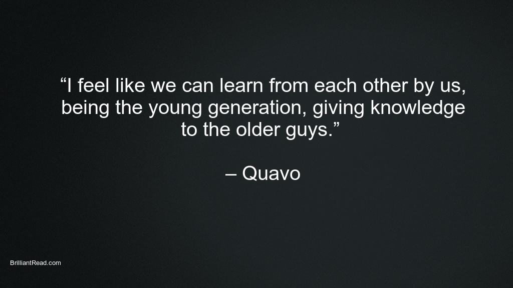 Quoavo Quotes