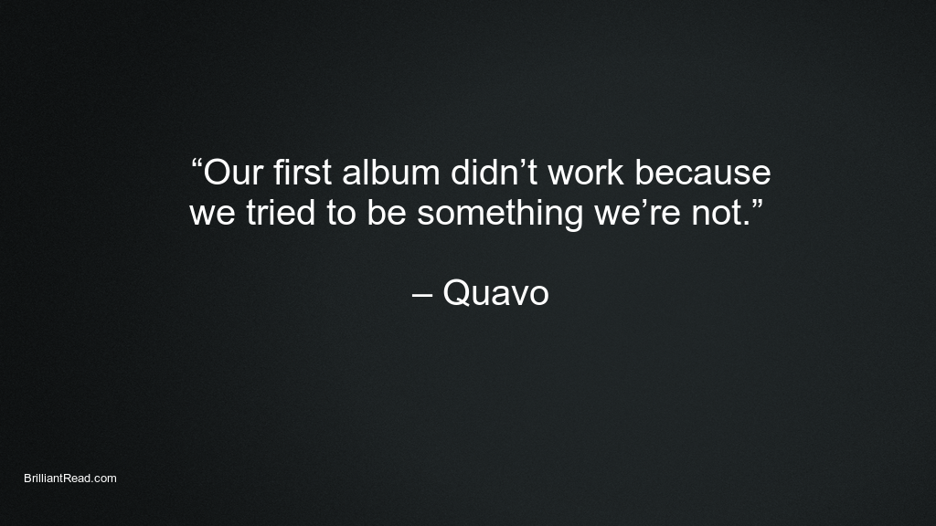 Quavo love quotes