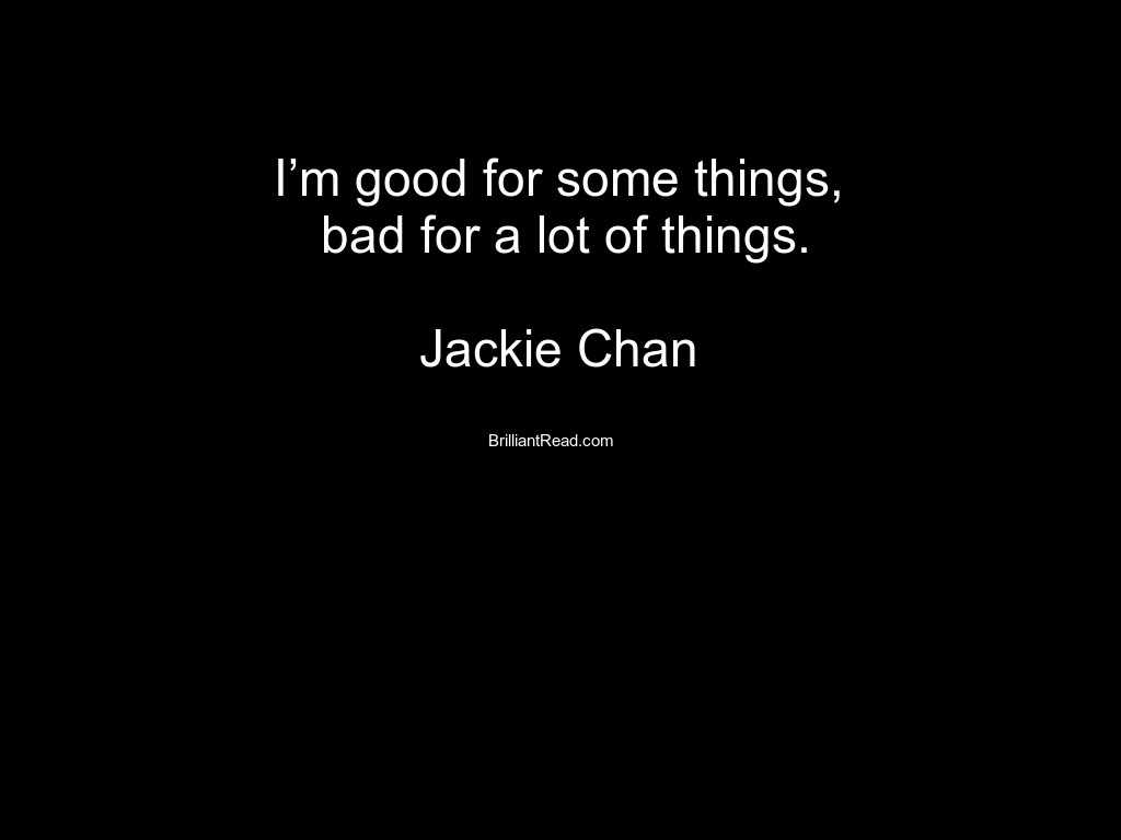 Jackie Chan quotes thoughts sayings interviews Networth