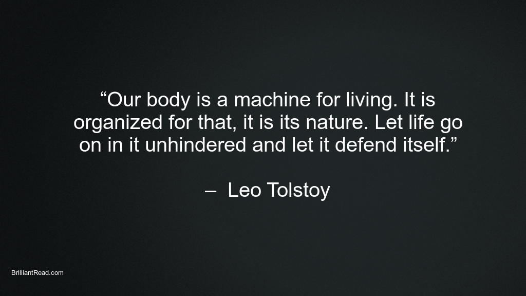 Leo tolstoy quotes motivational best