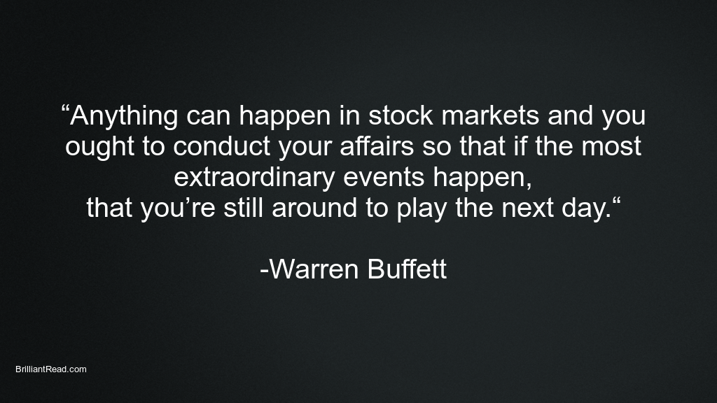 Warren Buffett Best Advice thoughts lessons quotes