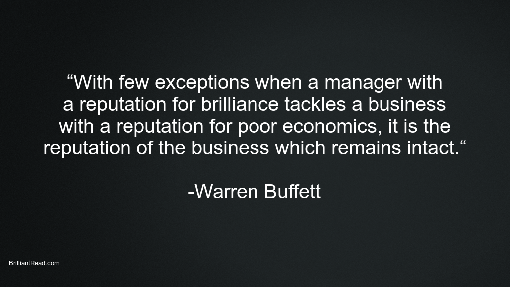 Warren Buffett Advice for youngsters