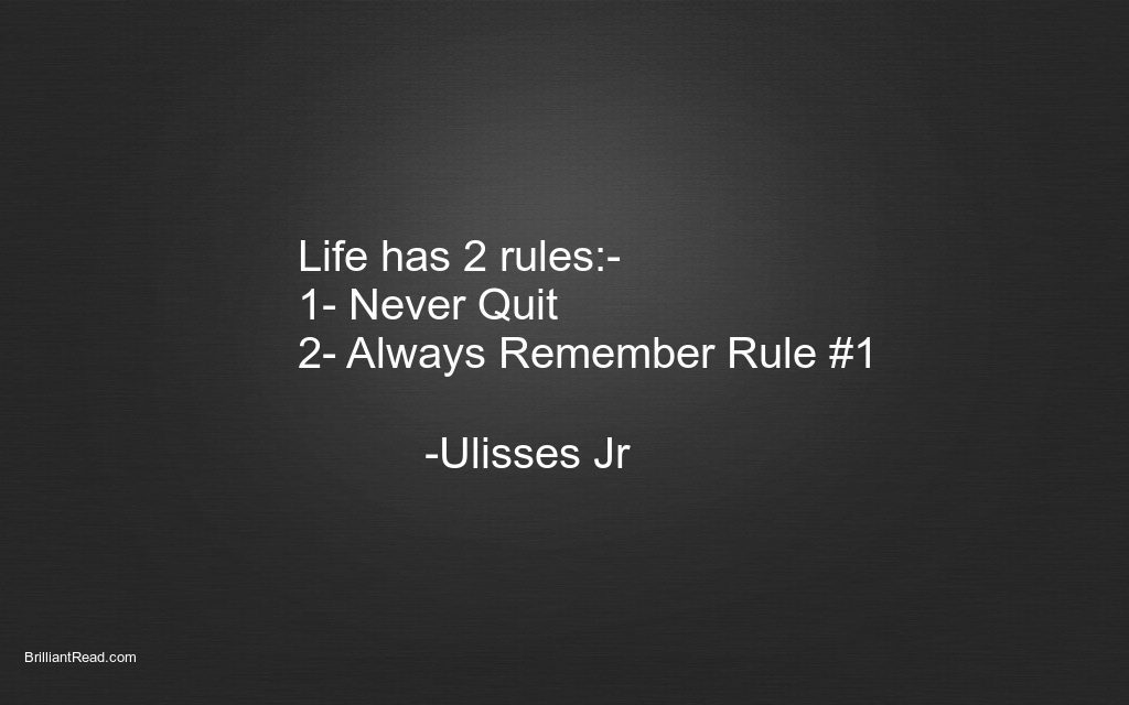 Quotes by Ulisses Jr