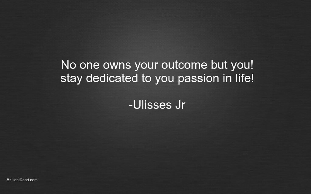 Ulisses Quotes
