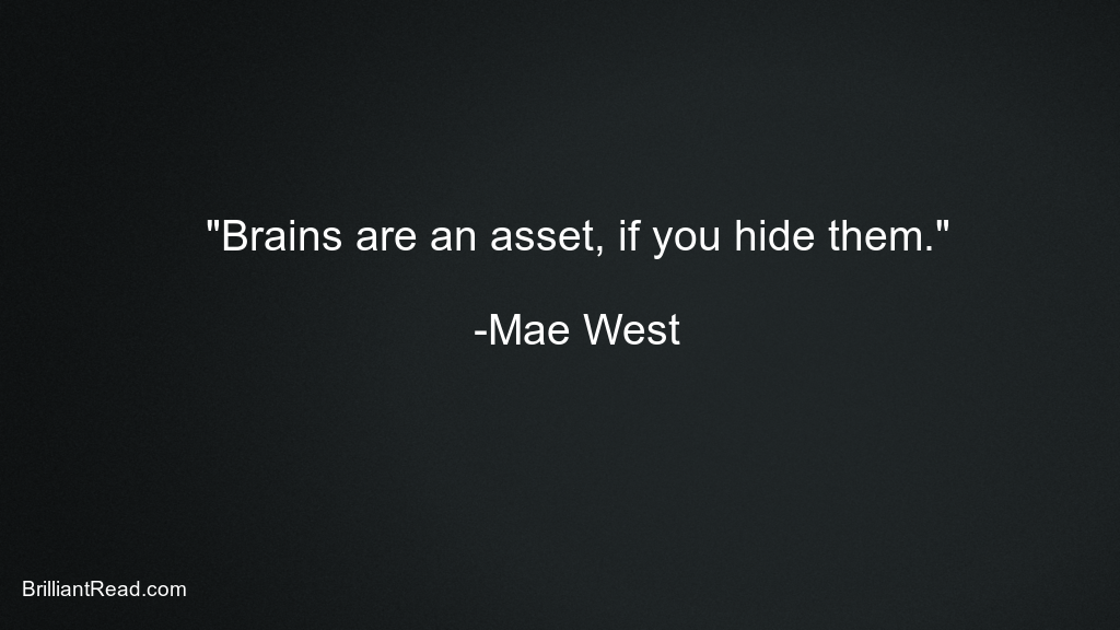 Mae West Top 10 Quotes
