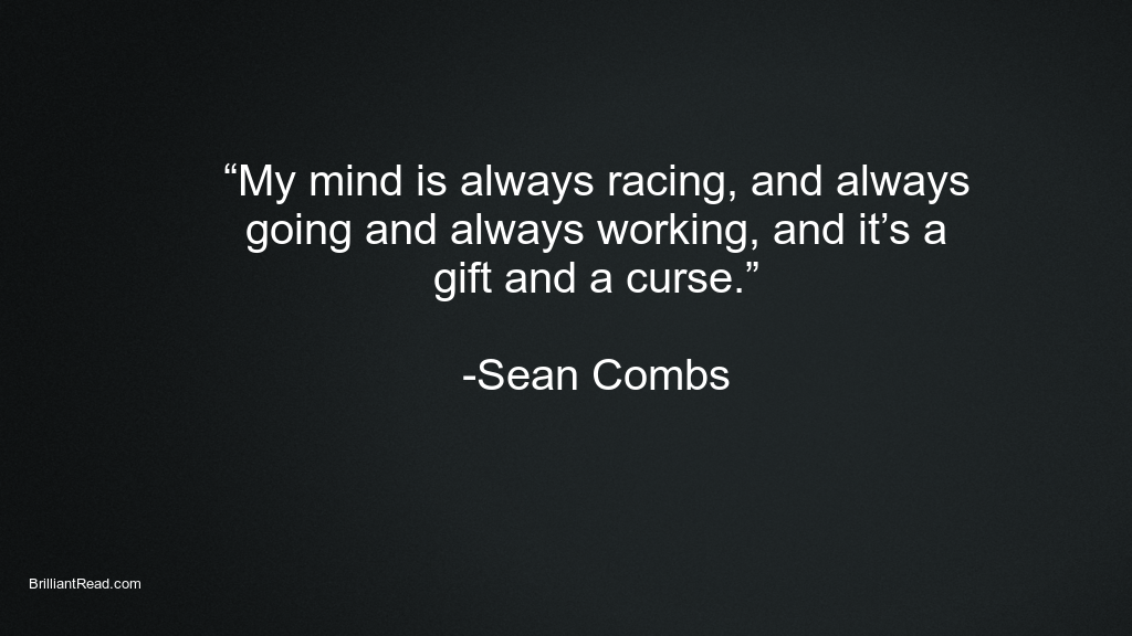 Best inspirational quotes by Sean Combs