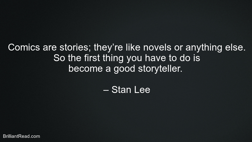 Editor stan lee Quotes