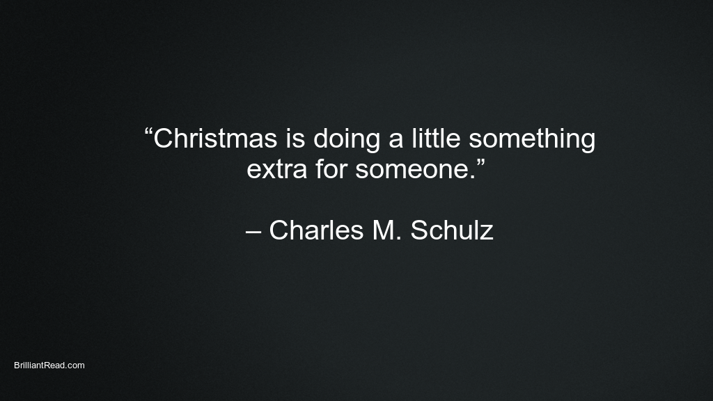 top Christmas quotes