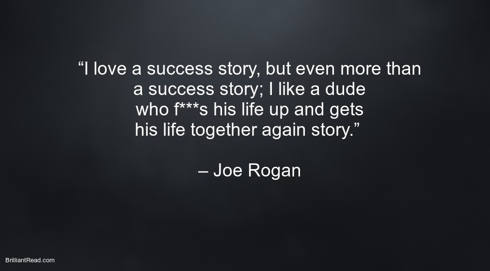 Best Joe Rogan Quotes