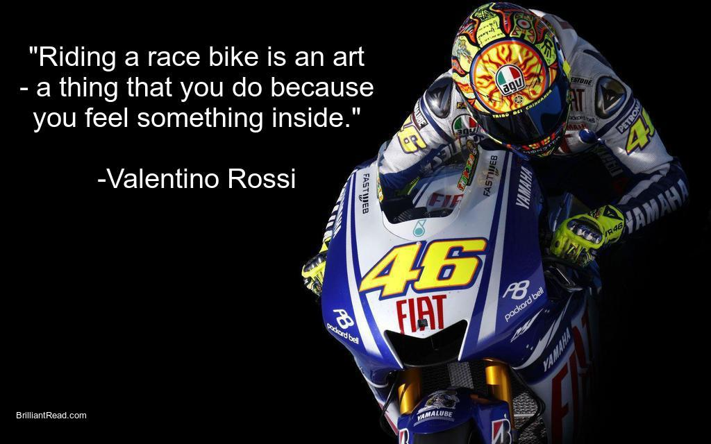 Vr46 quotes