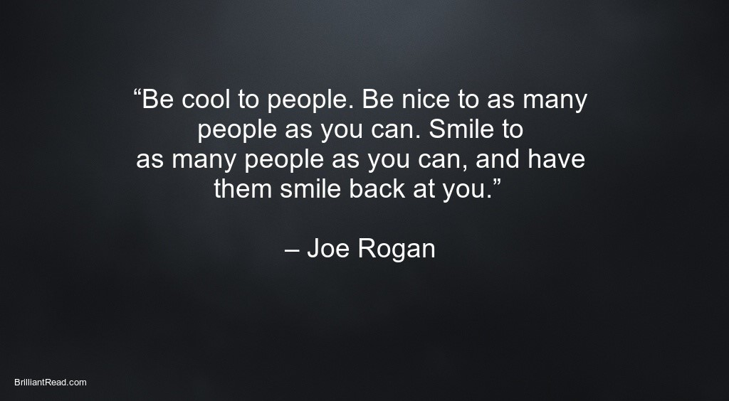 Joe Rogan inspiring quotes