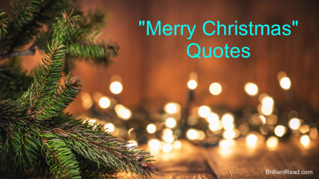 Christmas eve quotes Archives | Brilliant Read