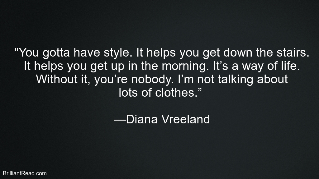Fashion Best Quotes