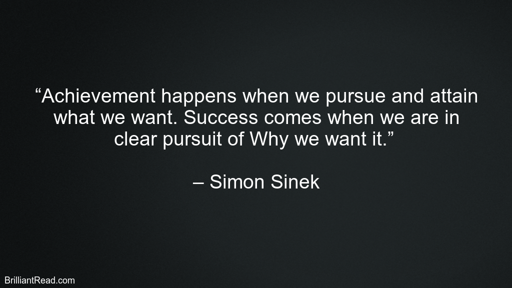 Quotes By Simon Sinek
