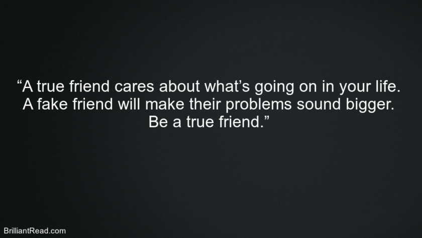 Top best fake friend quotes