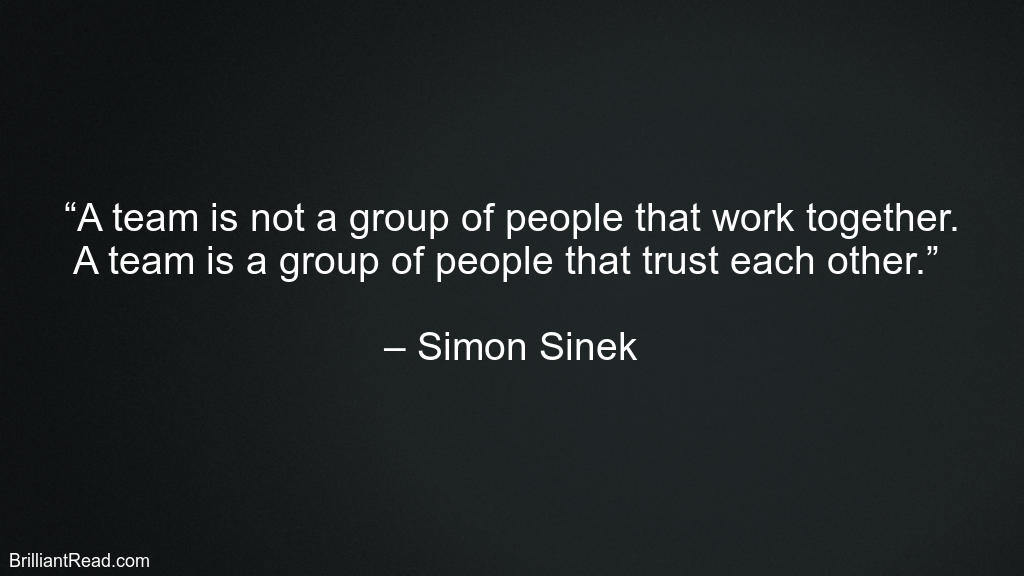 Simon Sinek Best Quotes