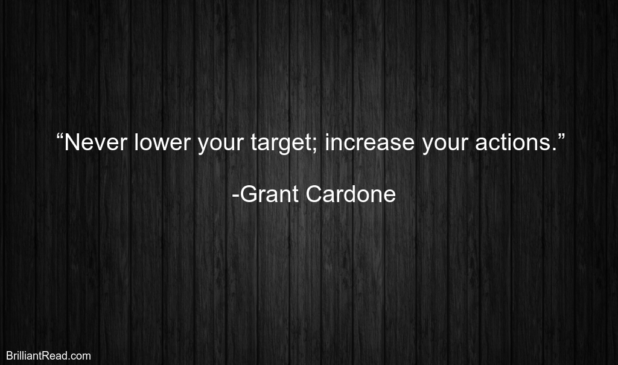 Best Grant Cardone Quotes on life, love, success and advice