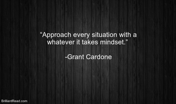 Best Quotes by Grant Cardone