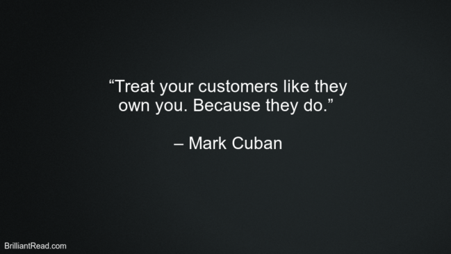 Best Mark Cuban Quotes