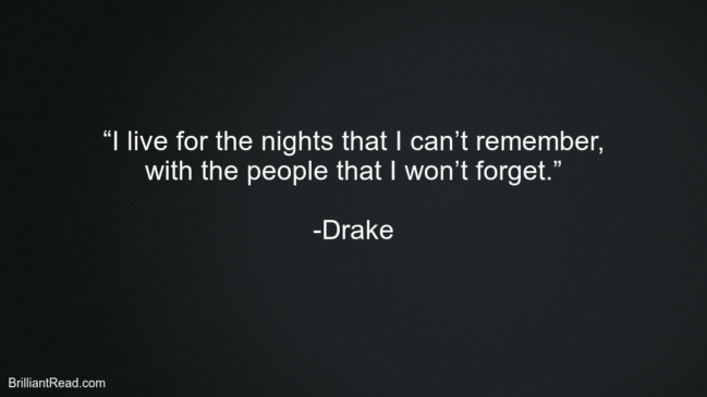 Best Love and Relationship Quotes By Drake