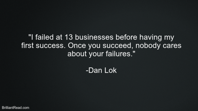 Dan Lok Best Quotes