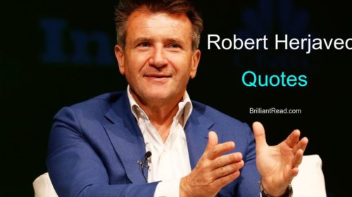 Robert Herjavec Quotes