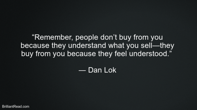 Top Best Quotes by Dan Lok