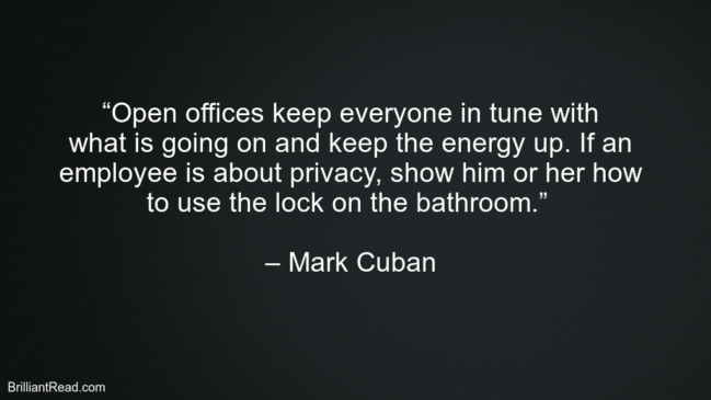 Mark Cuban Best Motivation Quotes