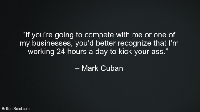 Mark Cuban Investing Quotes